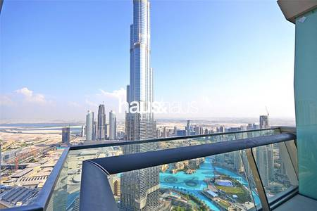 5 Bedroom Penthouse for Sale in Downtown Dubai, Dubai - 5 bedroom Penthouse| Huge Terrace| Rare|