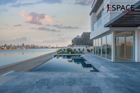 5 Bedroom Villa for Sale in Palm Jumeirah, Dubai - New Custom Made Villa   5 Bedroom