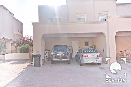 3 Bedroom Villa for Rent in The Springs, Dubai - Type 3E | 3 Bed | Back 2 Back View