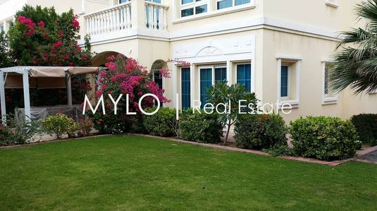 2 Bedroom Villa for Rent in Jumeirah Village Triangle (JVT), Dubai - Vacant 10th January Opposite Park 2 Bed