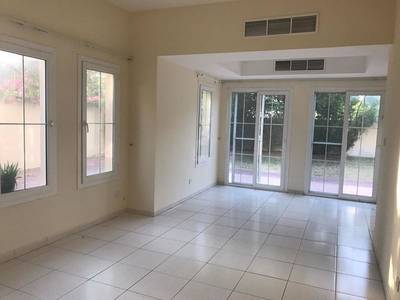 3 Bedroom Villa for Rent in The Springs, Dubai - Lake View Type 3E 3bed+study inSpring 12