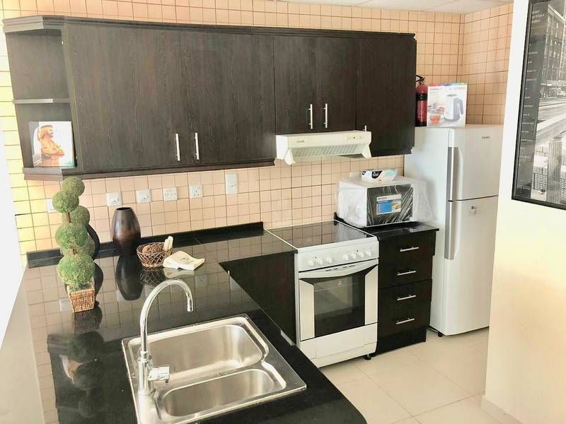 10 Fully Furnished One Bed In Royal Ocenic
