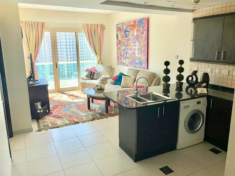 2 Fully Furnished One Bed In Royal Ocenic