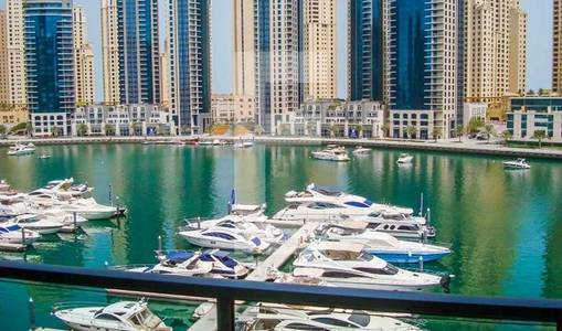 3 Bedroom Apartment for Rent in Dubai Marina, Dubai - Luxury 3 Bed+Maids Next to Metro in La Riviera