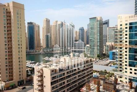 1 Bedroom Flat for Sale in Dubai Marina, Dubai - Owner ready to sale 1br in dream tower dubai marina