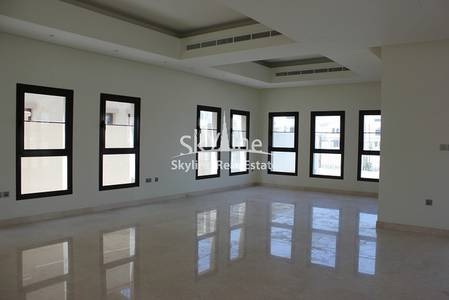 4 Bedroom Villa for Rent in Al Salam Street, Abu Dhabi - 4-bedroom-villa-bloom-gardens-abudhabi-uae
