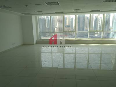 Office for Rent in Jumeirah Lake Towers (JLT), Dubai - Office avaialable for Rent in Fortune Tower close to Metro Station