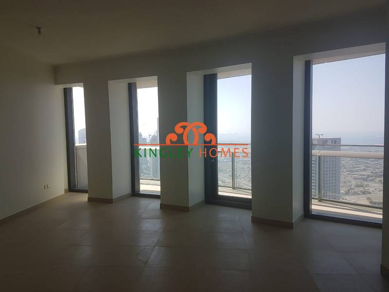 2 3.5% Comm. Only|Very High Floor|Sea View