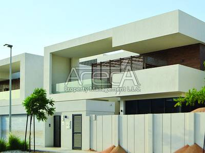5 Bedroom Villa for Sale in Yas Island, Abu Dhabi - Hot Deal! Brand New 5 Bed Villa! No Commission, Service Charges in West Yas