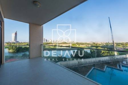 3 Bedroom Apartment for Sale in The Hills, Dubai - 3 BR plus Maid with Golf Course View from Every Room