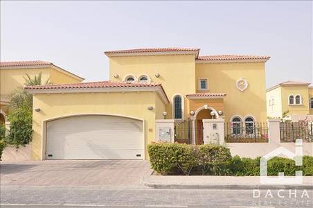 3 Bedroom Villa for Rent in Jumeirah Park, Dubai - District 5 / 3 Bed Extended Legacy / One Cheque