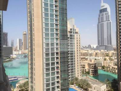 1 Bedroom Flat for Sale in Downtown Dubai, Dubai - Beautiful 1BR+Study|Stunning View|Vacant