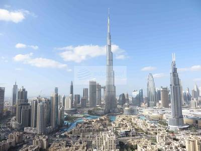 2 Bedroom Apartment for Sale in Downtown Dubai, Dubai - Luxurious Designed by Fendi w/ Burj View