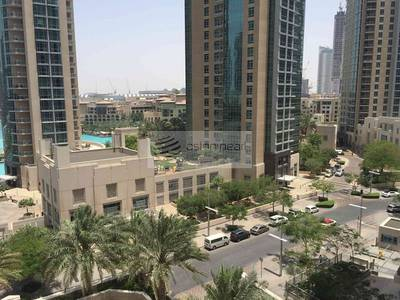 1 Bedroom Apartment for Sale in Downtown Dubai, Dubai - Centrally Located 1BR | P/ Fountain View