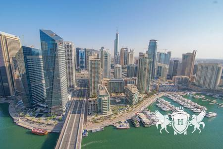 3 Bedroom Apartment for Rent in Dubai Marina, Dubai - Staycation Everyday   Marina Views 3BR+M