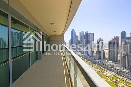 2 Bedroom Flat for Rent in Downtown Dubai, Dubai - Downtown 8 Boulevard Walk Large 2BR Unit