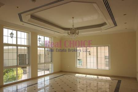 5 Bedroom Villa for Rent in Al Safa, Dubai - Private Pool and Garden|Huge 5BR Villas