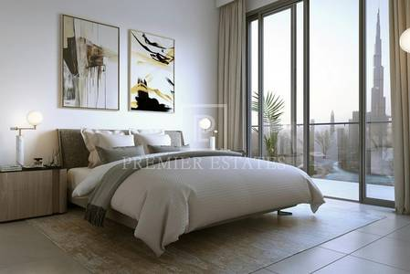 1 Bedroom Apartment for Sale in Downtown Dubai, Dubai - Pay 50% during construction - No Commission