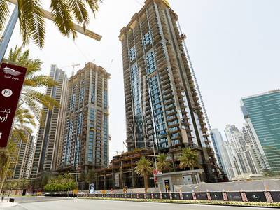 1 Bedroom Flat for Sale in Downtown Dubai, Dubai - Own this last 1 Bed - T2 | No Commission