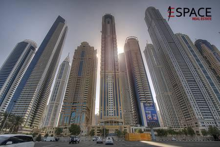 3 Bedroom Apartment for Rent in Dubai Marina, Dubai - Large 3 Bedroom 5 Bath in Elite Residence