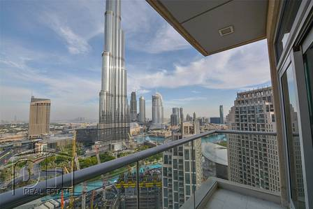 2 Bedroom Flat for Rent in Downtown Dubai, Dubai - Beautifully decorated