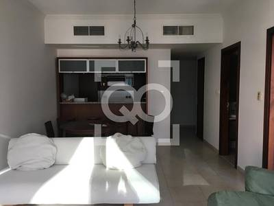 1 Bedroom Apartment for Rent in Dubai Marina, Dubai - Fully Furnished   Well maintained   Nice location