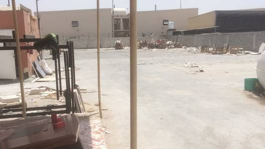 Plot for Rent in Bu Tina, Sharjah - 16500 SQFT, PARKING LAND FOR RENT NEAR SULEKA HOSPITAL BUTINA SHARJAH