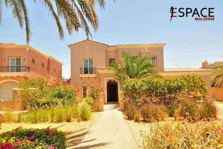 6 Bedroom Villa for Rent in Arabian Ranches, Dubai - Well Maintained - Landscaped Garden