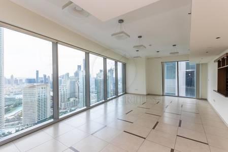 3 Bedroom Flat for Rent in Downtown Dubai, Dubai - Spacious