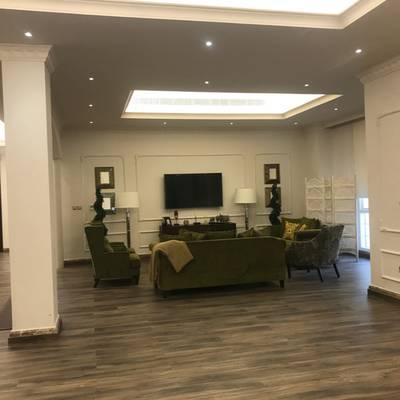 8 Bedroom Villa for Rent in Khalifa City A, Abu Dhabi - commercialvillamen