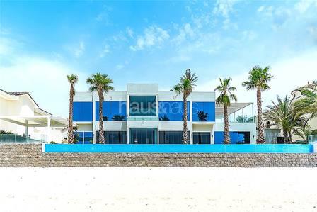 فیلا 6 غرف نوم للبيع في نخلة جميرا، دبي - Ultra Modern | 6 Bedroom | Bespoke Views
