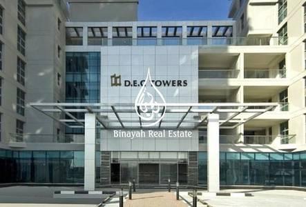 2 Bedroom Flat for Rent in Dubai Marina, Dubai - Spacious 2 BR Apt| Unfurnished | DEC Tower| 106K