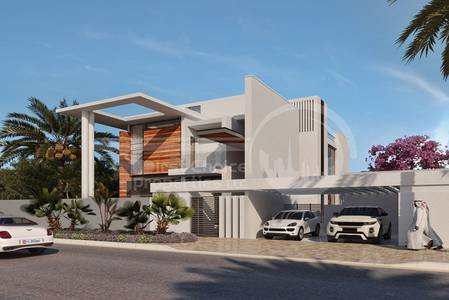 5 Bedroom Villa for Rent in Yas Island, Abu Dhabi - BIG Plot!!! Luxurious 5BR Villa in Yas!!