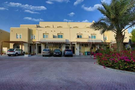 4 Bedroom Villa for Rent in Al Reef, Abu Dhabi - Vacant! Spacious 4BR Villa  - Single Row