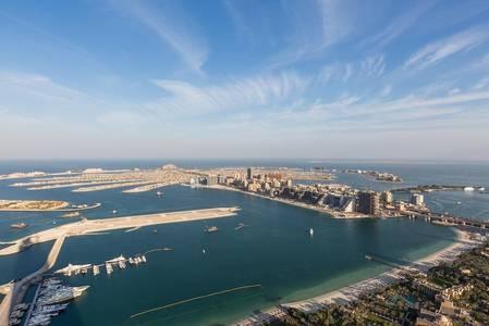 1 Bedroom Apartment for Sale in Dubai Marina, Dubai - Full Sea View I 1 BR Apartment I Damac ResidenceI Dubai Marina