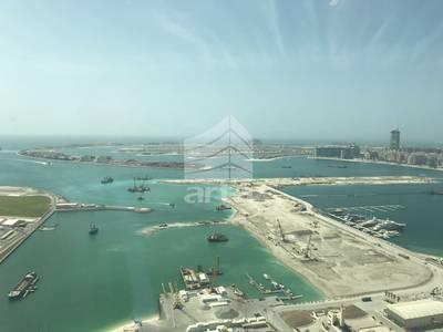2 Bedroom Apartment for Sale in Dubai Marina, Dubai - Sea View - 2 BR in Damac Residenze @ Damac Heights -