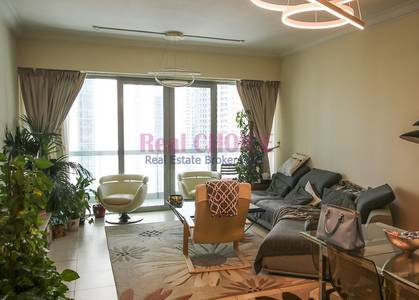 2 Bedroom Apartment for Rent in Downtown Dubai, Dubai - Fully Furnished 2BR Unit | Middle Floor