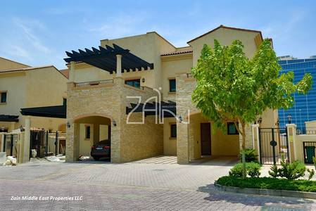 3 Bedroom Townhouse for Sale in Al Salam Street, Abu Dhabi - Spacious 3+M in Great Location in Bloom