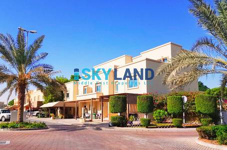 3 Bedroom Villa for Rent in Al Reef, Abu Dhabi - 3bedrooms villa facing the downtown 108k