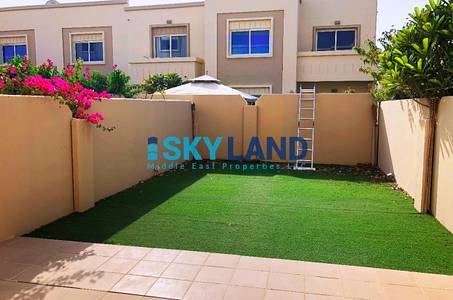 2 Bedroom Villa for Sale in Al Reef, Abu Dhabi - lowest price for 2 beds villa double row