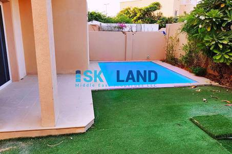 5 Bedroom Villa for Rent in Al Reef, Abu Dhabi - real price 5beds double row private pool
