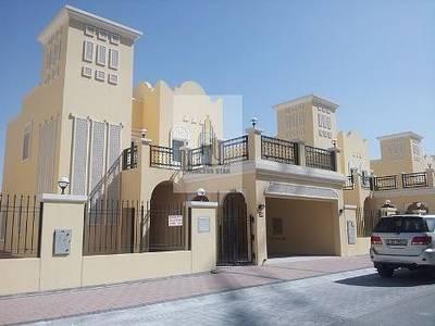 فیلا 2 غرفة نوم للايجار في قرية جميرا الدائرية، دبي - Nakheel Villa 2 Bedrooms Hall + Maid for rent  in JVC