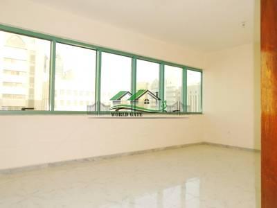 3 Bedroom Flat for Rent in Liwa Street, Abu Dhabi - SPACIOUS 3BHK IN LIWA ST. @75K ONLY