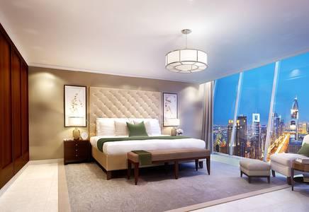 3 Bedroom Apartment for Rent in Downtown Dubai, Dubai - Burj Khalifa View 3 BR with 2 Balconies