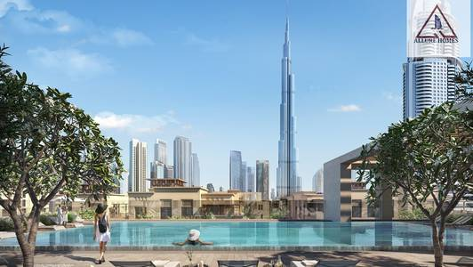 2 Bedroom Apartment for Sale in Downtown Dubai, Dubai - EMAAR / BEST INVESTMENT IN DOWNTOWN / BURJ VIEWS / 5% DOWNPAYMENT