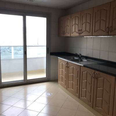 2 Bedroom Flat for Rent in Al Qasba, Sharjah - open view 2Bhk with balcony just 39k 41k with 10 Chqs payment