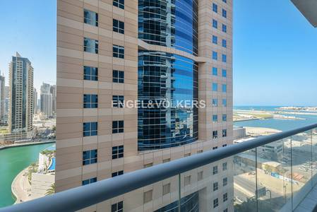 2 Bedroom Flat for Rent in Dubai Marina, Dubai - Unfurnished Apartment | Ready to Move-in