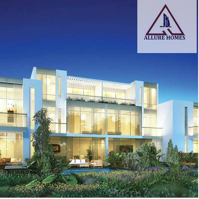 3 Bedroom Villa for Sale in Akoya Oxygen, Dubai - urnished))villa for Sale in Biggest green community