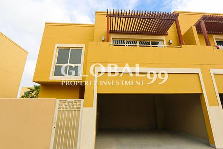 4 Bedroom Townhouse for Rent in Al Raha Gardens, Abu Dhabi - Generous Family Home.4BR TH/ Garden+Maids