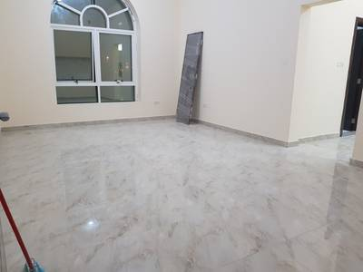 1 Bedroom Flat for Rent in Khalifa City A, Abu Dhabi - BRAND NEW. First floor and living room for rent in the city of Khalifa (A) first floor with a balcony